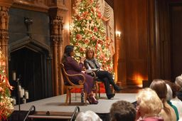 Book Talk with Congresswoman Jackie Speier '68