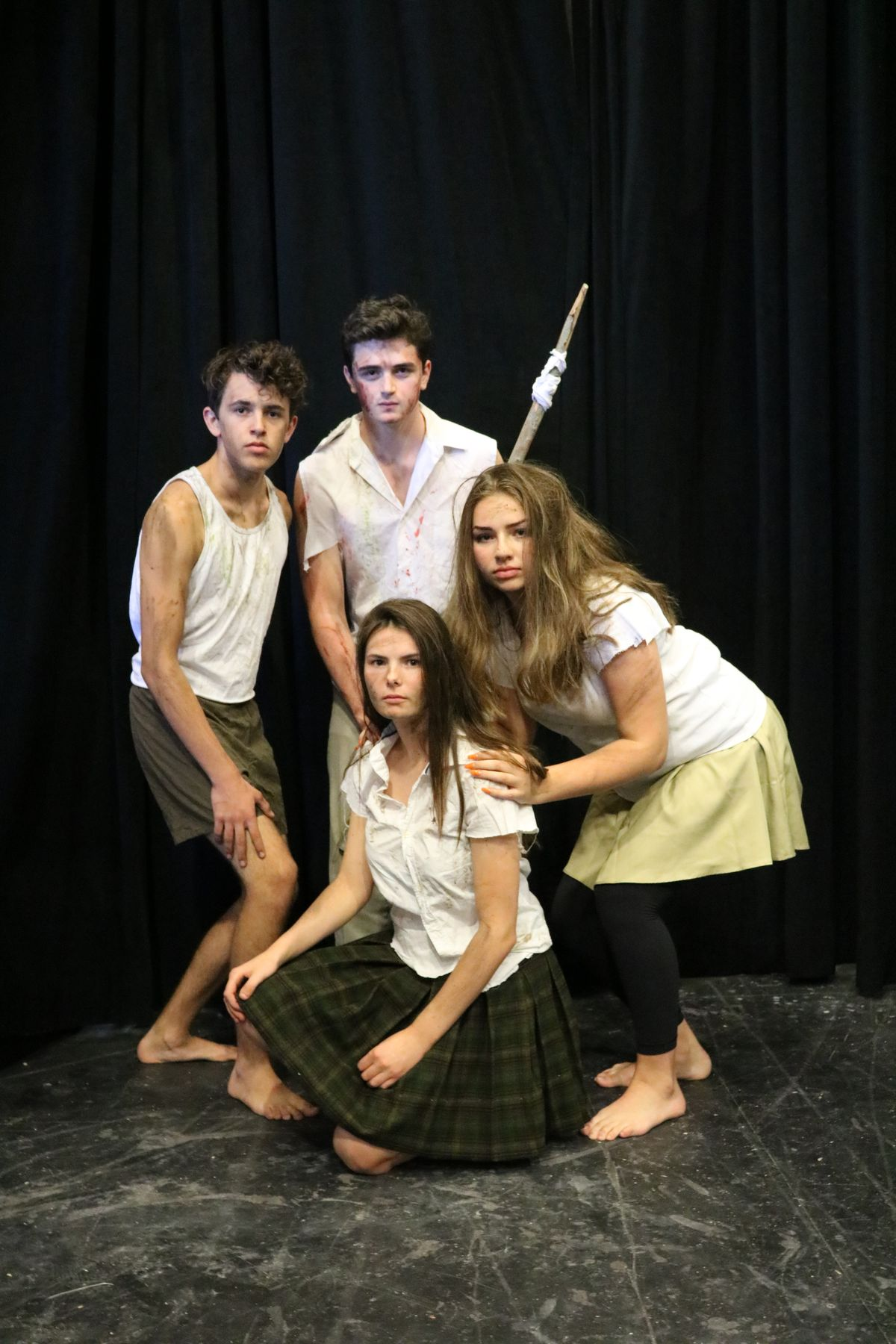 Tri-School Productions presents Lord of the Flies